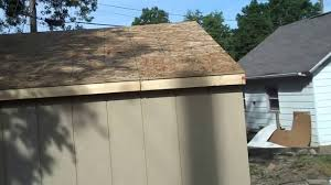 Tuff Sheds At Home Depot by June 2016 New Shed Construction Youtube