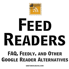 Feed Readers Gretchen Louise
