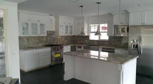 White Cabinets Dark Granite by This Is My Photo Of My Houzz Inspired Kitchen