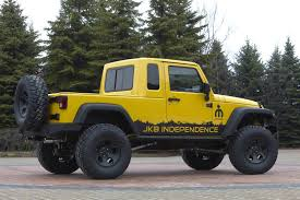 Jeep Wrangler JK-8 Independence: DIY Mopar Kit Allows Owners To Turn ...