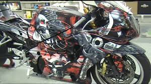 Vinyl Wrap lots Pics KawiForums Kawasaki Motorcycle Forums