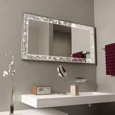 spiegel für das bad mit alurahmen fiodora badspiegel shop
