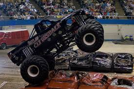 Nashville Municipal Auditorium. February 16, 2008. | Monster Trucks ...