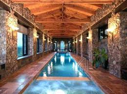 Houses With Indoor Pools Luxury Homes