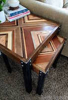 free end table plan woodworking plans and information at