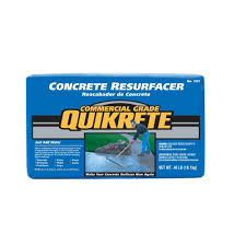 Floor Leveler Home Depot Canada by Quikrete 40 Lb Concrete Resurfacer 113141 The Home Depot