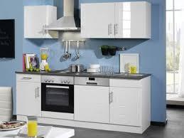 held küchenzeile nevada b 280 cm mit elektrogeräten aus