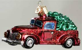 Spode Christmas Tree Bauble Cookie Jar by J Thaddeus Ozark U0027s Cookie Jars And Other Larks Red Truck With A