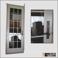 Anderson Outswing French Patio Doors by Clearance Products More Than Lumber Millard Lumber