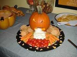 Puking Pumpkin Pattern by Frankie S Albums Halloween 2009 Picture30459 Party Food
