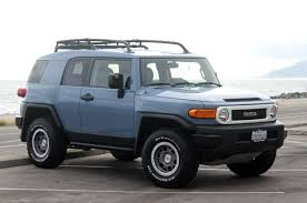 2014 Toyota FJ Cruiser Ultimate Edition: Quick Spin Photo Gallery ...