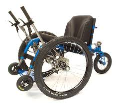 Leveraged Freedom Chair Patent by Mountain Trike Handbewogen Off Road Rolstoel Manual Off Road
