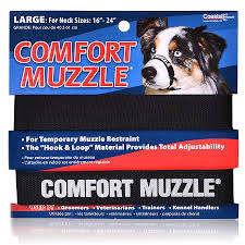 Big Dogs That Shed The Least by Comfort Muzzle For Dogs Large Size Dog Muzzles Petcarerx