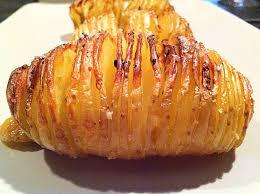 cuisiner la pomme de terre recette de pomme de terre suédoise la recette facile