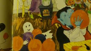 Best Halloween Books For Second Graders by The Night Before Halloween Read Aloud Halloween Story For Toddlers