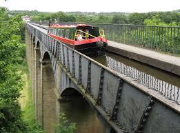 100 Magdeburg Water Bridge Navigable Aqueduct Wikipedia