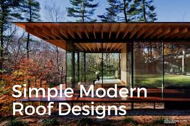 100 How Much Does It Cost To Build A Contemporary House Simple Modern Roof Designs