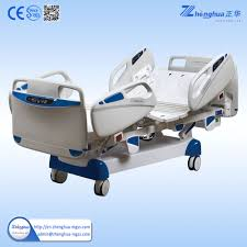 Foldable hollow bed board medical equipment electric bed