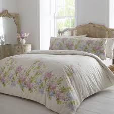 Bed Cover Sets by Vantona Astala Floral Design Duvet Cover Set Multi Bedding