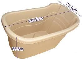 Portable Bathtub For Adults by 9 Best Bathroom Ideas Images On Pinterest Portable Bathtub Bath
