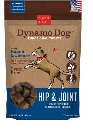 Cloud Star Dynamo Dog Hip And Joint Functional Treats - Chicken, 396g