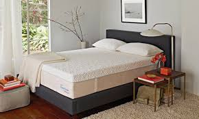Tempurpedic Adjustable Beds by Tempur Pedic Mattresses U0026 Frames Groupon Goods