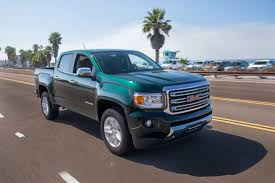 2015 GMC Canyon Review   News   Cars.com 2017 Gmc Canyon Denali Hartford Courant September Is The Month For Highest Discounts On New Cars Car Decked 52018 Midsize Truck Bed Storage System 2015 Sle 4x4 V6 Review Fullsize Experience Midsize Allnew Brings Safety Firsts To 1000 Mile Mountain Review Hauling Atv Youtube Diesel Another New Changes A Segment 2011 News And Information Nceptcarzcom 2018 4wd In Nampa D480158 Kendall At Slt Sams Thoughts Chevy Slim Down Their Trucks Gm Pushes Into Market