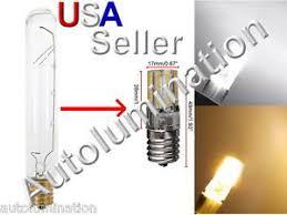 e17 led appliance refrigerator freezer light bulb l 120vac sub