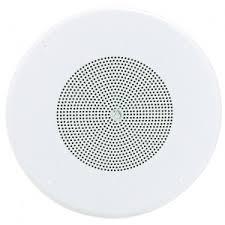 Bogen Ceiling Tile Speakers by 70v In Ceiling Speakers