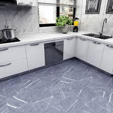 moderne selbstklebende fliesen boden aufkleber marmor bad boden aufkleber küche schlafzimmer schälen und stick wand aufkleber wohnkultur