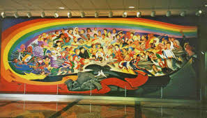 denver international airport murals pictures anomalies at denver airport