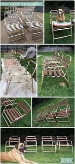 Updating the Ole Patio Chairs