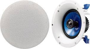 Polk Audio Ceiling Speakers Sc60 by Yamaha Ns Ic600 Vs Polk Audio Rc80i