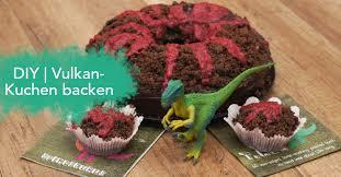 vulkan kuchen für kinder backen rezept tipps