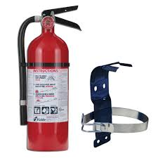 Fire Extinguisher Mounting Height Requirements by Kidde Pro 2a 10 B C Fire Extinguisher Bundle With 5 Lb Mounting