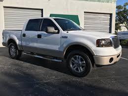 100 Custom Truck Exhaust 2007 Ford F150 Lariat 4 Door Clean Florida