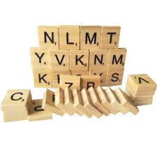 Super Scrabble Tile Distribution by 500 Wood Scrabble Tiles New Scrabble Letters Wood Pieces 5