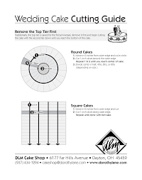 cake serving guide south africa Google Search