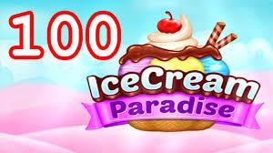 paradise match 3 level 100 lösung solution