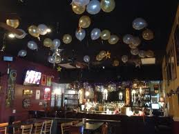 New Years Eve decorations Picture of Bourbon Street Bar & Grille