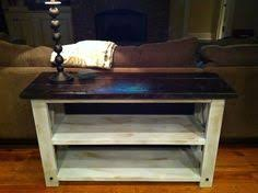 Ana White Sofa Table by Pottery Barn Benchwright Console Table In Wax Pine Pottery Barn