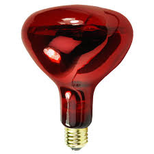 halco 204035 125 watt br40 ir heat l