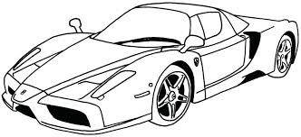 Coloring Pages Race Cars Corresponsablesco