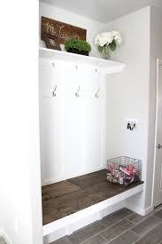 Ana White Headboard Bench by Ana White Mudroom Bench Diy Projects