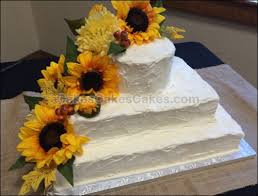 Sheet Cake Rustic Wedding WB088