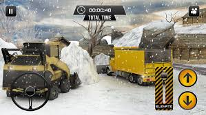Euro Snow Dump Truck Driver APK Download - Free Simulation GAME For ...