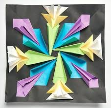 Construction Paper Projects For Adults Super Symmetry Craft Ideas