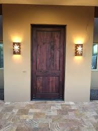 Outdoor Wall Sconce Southwestern Sun Indoor Light Exterior Lighting