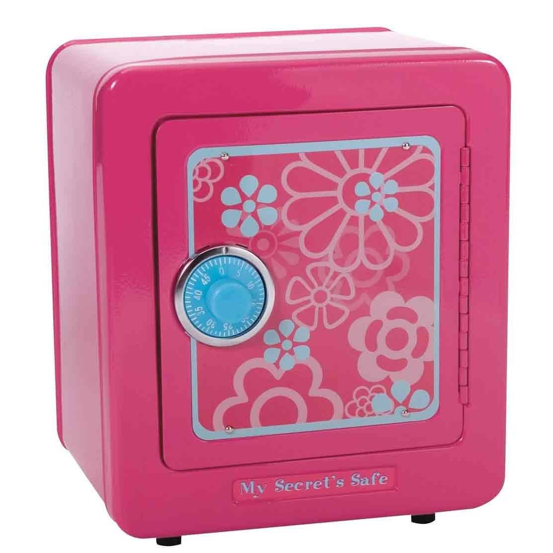 Schylling My Secret Safe With Alarm - Pink