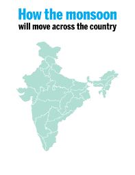 Typically It Takes The Monsoon More Than A Month And Half To Cover Entire Country Heres Look At Dates By Which Is Expected Reach